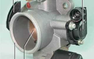 Устройство топливной рампы ваз 2110 1999года