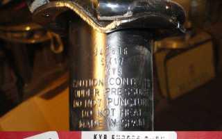 Замена задних амортизаторов тойота королла 150 кузов