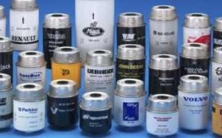 Как поставить пластмассовый фильтр на дизеле