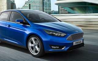 Форд фокус 3 2 0 механика отзывы владельцев