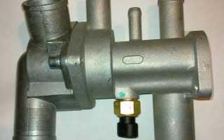 Ремонт термостата ваз 2110 16