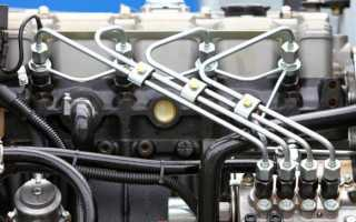 Как понять что воздух в топливной системе дизеля