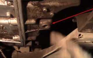 Замена сальника привода на коробке автомат рено меган