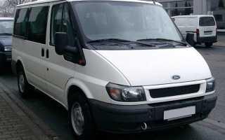 Форд транзит 2001 г 2 0 дизель отзывы