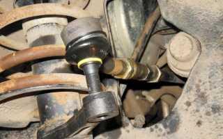 Замена рулевых наконечников ваз 2110 без развала схождения