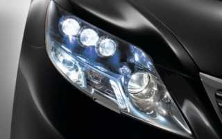 Диодная или галогеновые лампы что лучше для авто