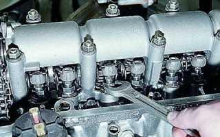 Ваз 2106 как отрегулировать клапана