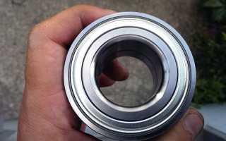 Форд фокус 2 задняя ступица замена