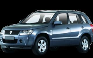 Suzuki grand vitara отзывы
