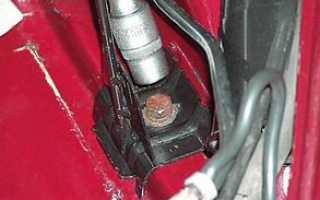 Сколько стоит замена вакуумного усилителя тормозов на дэу нексия