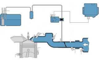Клапан абсорбера калина ремонт