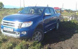 Форд рейнджер 2012 отзывы