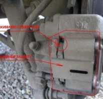 Chery m11 замена передних тормозных кооодок