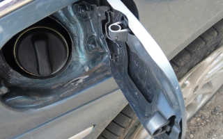 Что будет если плохо закрывается крышка бензобака