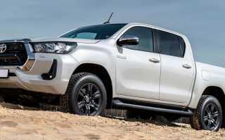Toyota hilux отзывы
