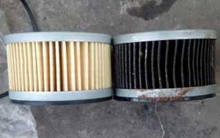Замена топливного фильтра на л 200