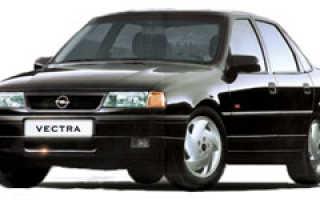 Opel vectra a ремонт