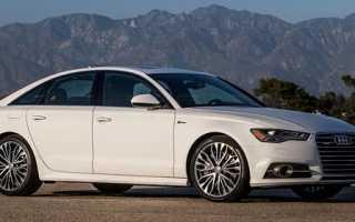 Audi a6 2017 отзывы владельцев