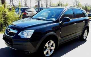 Opel antara 2008 отзывы владельцев
