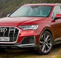 Audi q7 отзывы владельцев дизель