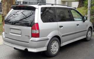 Ремонт мицубиси space wagon