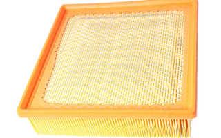 Замена воздушного фильтра ваз2107 инжектор