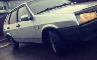 Бызово продажв авто ваз 2109в кемеровская облость