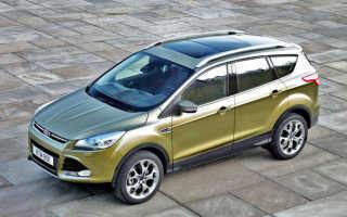 Форд куга отзывы владельцев