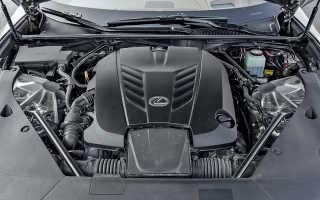 Lexus ls 500 hl отзывы