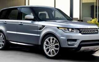 Range rover sport 3 литровый дизель отзывы владельцев