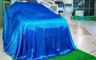 Какие новые марки автомобилей появились в россии в 2017 году