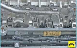 Разборка ремонт головка блока рено двс f4r