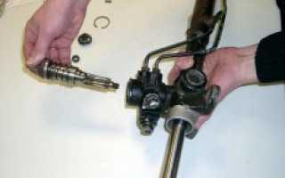Когда уже пора ремонтировать рулевую рейку