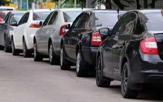 Как парковать автомобиль параллельно бордюру в ограниченном пространстве