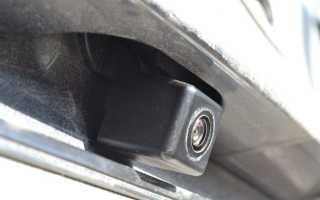 Как правельно установить камеру заднего вида на автомобиль хундай солярис