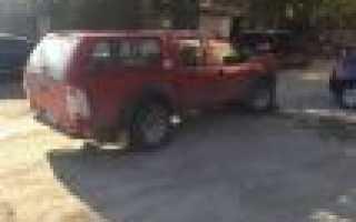 Ford ranger 2011 замена гу