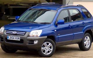 Киа спортейдж 2006 технические характеристики 2 литра