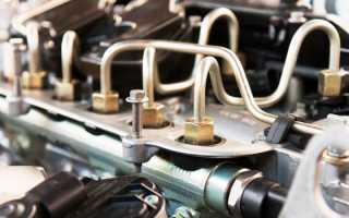 Как промыть топливную систему ваз 2110