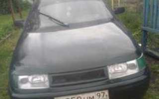 Авито авто с пробегом москва ваз 2112 с фото