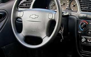 Как отремонтировать звуковой сигнал на руле део ланос