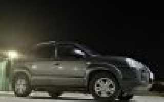 Hyundai tucson ремонт