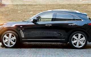 Отзывы владельцев автомобиля инфинити кюх70