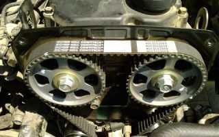 Замена ремня грм форд фузион