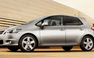 Тойота аурис отзывы владельцев