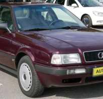 Audi b4 ремонт