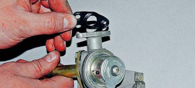 Классика ремонт крана отопителя