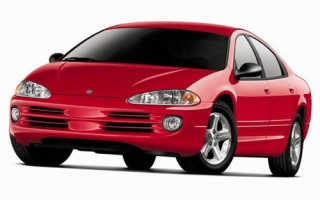 Dodge intrepid отзывы