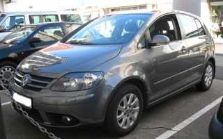 Volkswagen golf plus 2 0 tdi 2011 отзывы