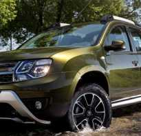Renault duster 2017 black
