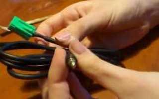 Aux кабель на рено меган 2 купить